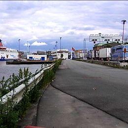 Stena Lines danmarksterminal.