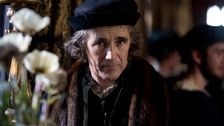 Mark Rylance som Thomas Cromwell.