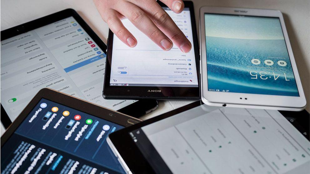 Elektronikvaror är attraktiva för bedragarna.