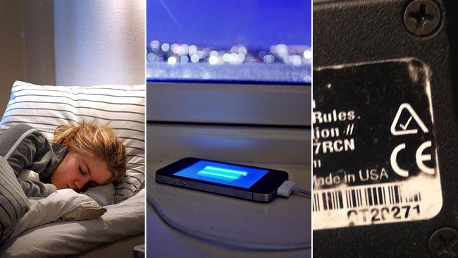 Populära Ny varning: Ladda inte när du sover | SVT Nyheter UN-33