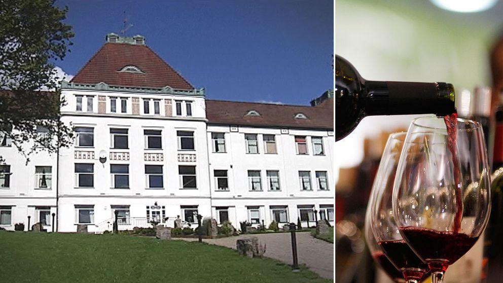 Liagården fick ytterligare sex miljoner till moderbolaget, som bland annat driver vingård.