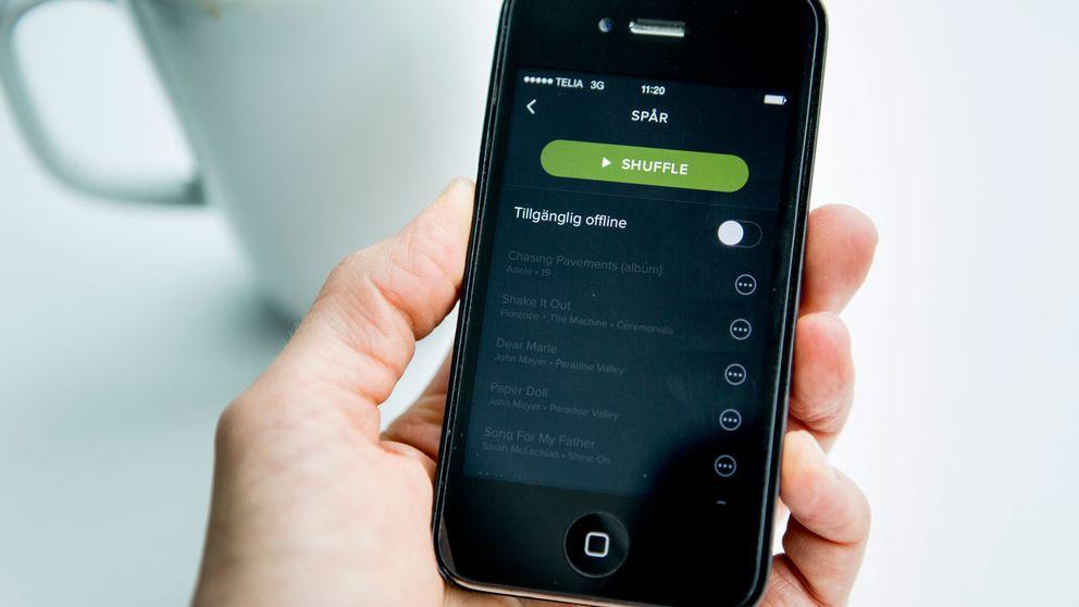 Spotifys nya användarvillkor upprör