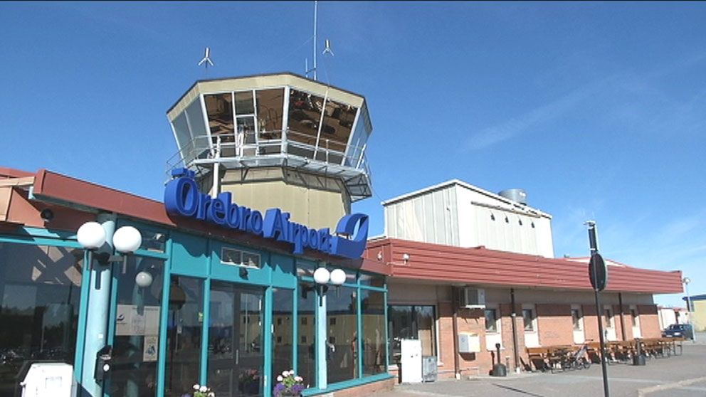 Örebro airport ext sommar