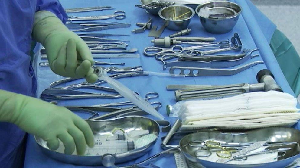 komplikationer efter höftledsoperation
