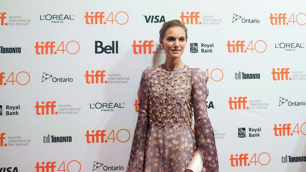 Natalie Portman, en av många skådespelare som nu samlas i kanadensiska Toronto.