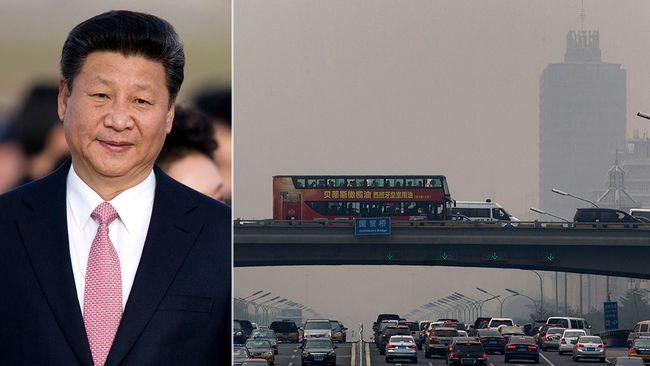 Kina vantas bromsa in