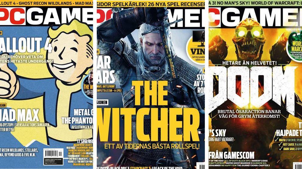 egmont tidskrifter