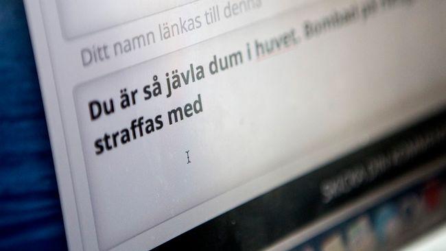 Anonyma på nätet chattrum