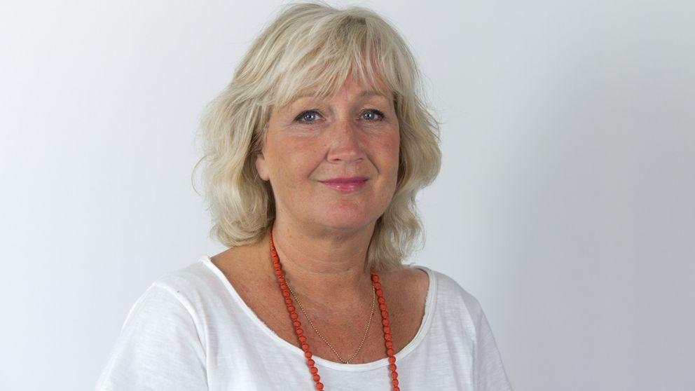Erika Bjerström, SVT:s USA-korrespondent.