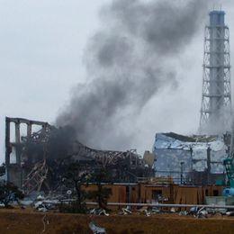 Från Fukushima-katastrofen 2011