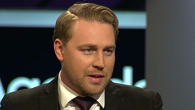 """Mattias Karlsson om Ekeroths retorik: """"Mer drastiskt än ..."""