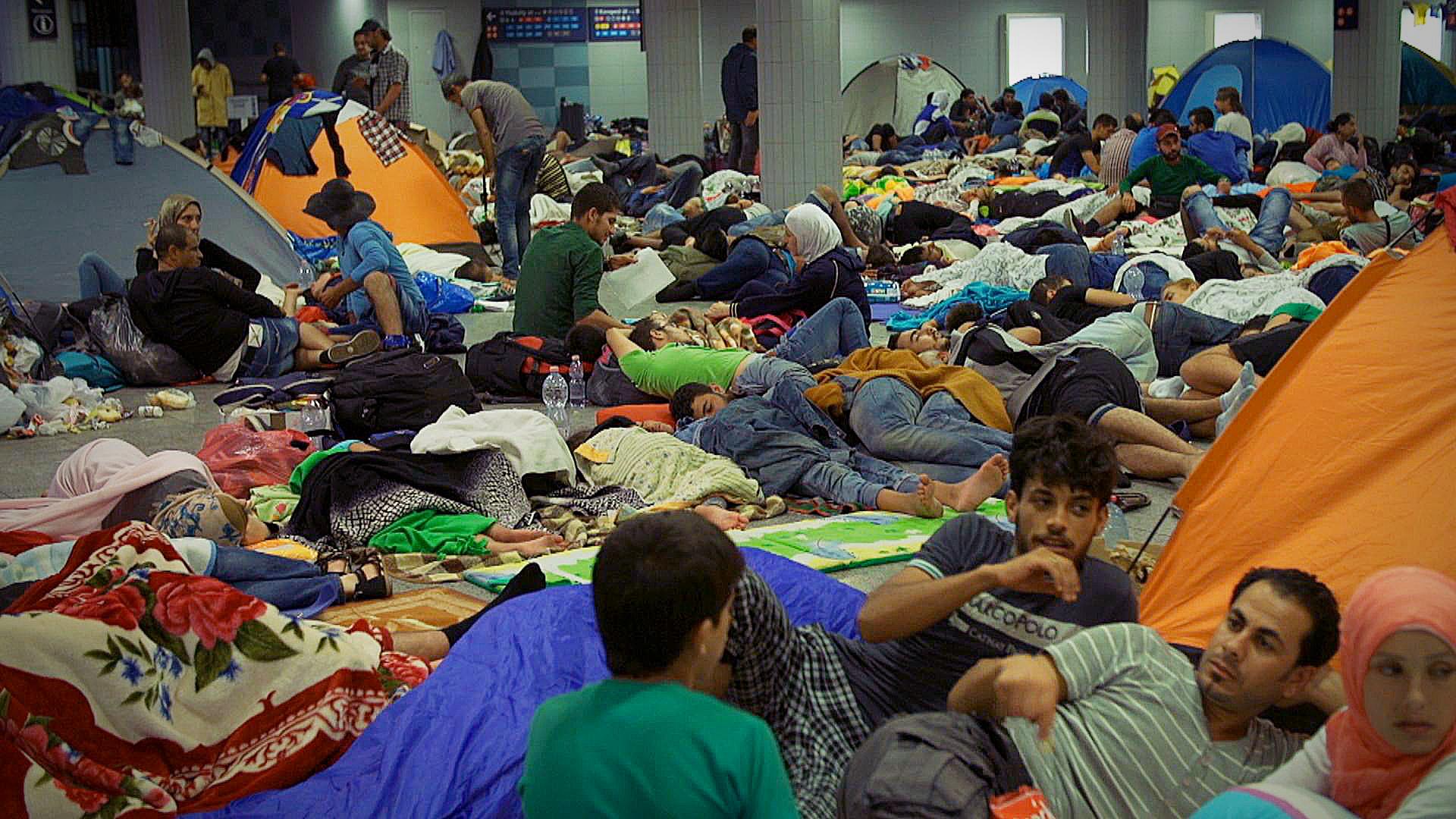 Eu vill ha gemensam losning pa flyktingkris