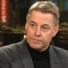 Ulf Johansson, ansvarig utgivare för Riksnyheterna på SVT.