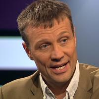 Pontus Mattsson, politisk reporter på Sveriges Television.