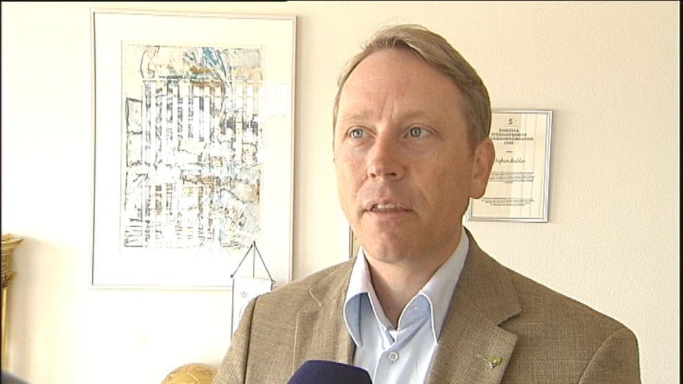 – Att stänga Öresundsbron kostar en miljard per dag för svensk export, säger Per Tryding, vice vd för Sydvenska handelskammaren.
