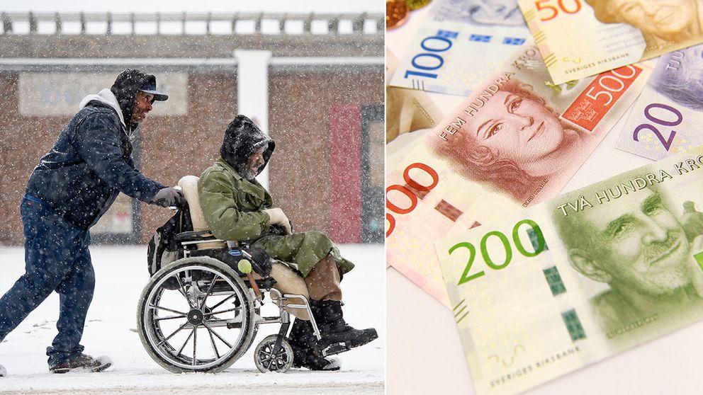Trots hårdare regler fortsätter utgifterna för assistansersättning att öka med flera miljarder kronor.