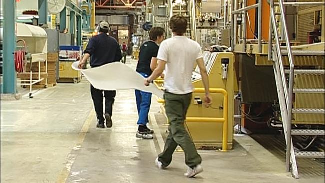 nyheter lokalt dalarna jobb hotas pa kvarnsvedens pappersbruk