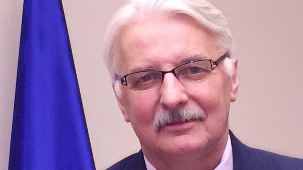 Polens utrikesminister Witold Waszczykowski.