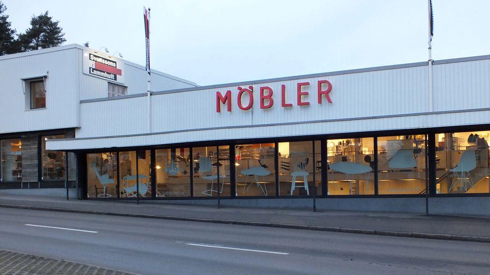 Svenssons i Lammhult flyttar sitt lager SVT Nyheter
