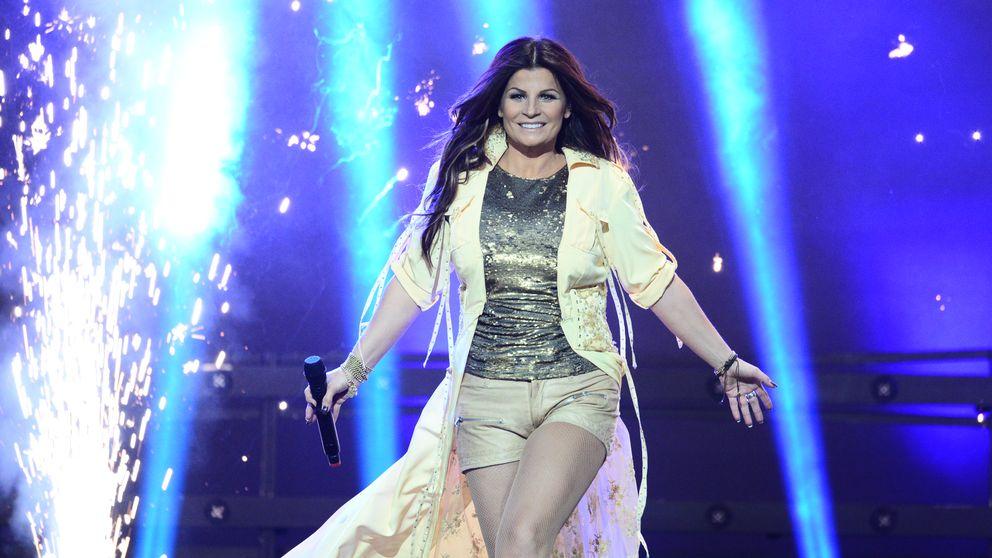 Carola I Melodifestivalen 2017