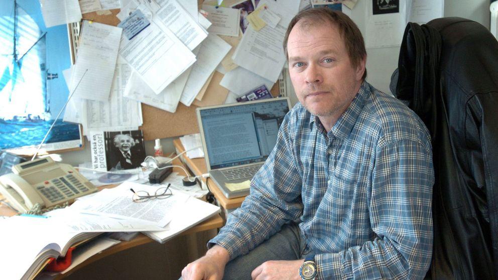 Dennis Töllborg, professor i rättsvetenskap vid Göteborgs universitet.