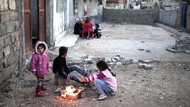 Kurdisk gerilla hotar med nya dad