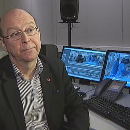 Landstingsrådet Glenn Berggård (V)