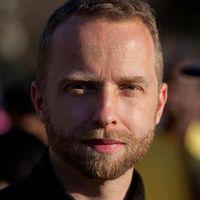 SVT:s Afrikakorrespondent Johan Ripås.