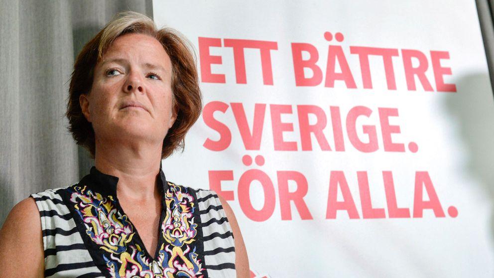 Carin Jämtin, partisekreterare Socialdemokraterna
