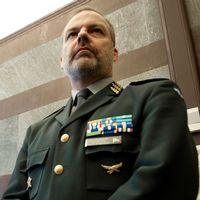 Sveriges arméchef Anders Brännström