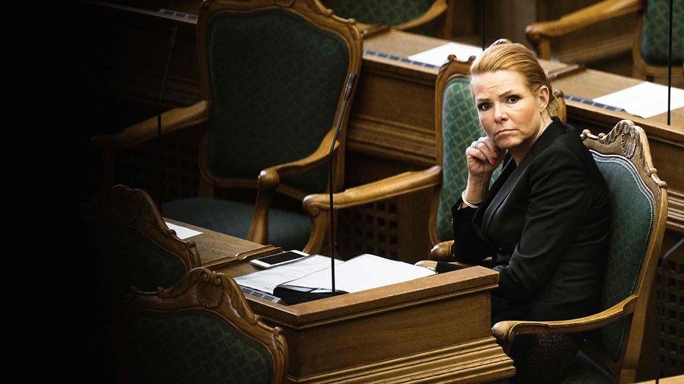 Danmarks integrationsminister Inger Støjberg.