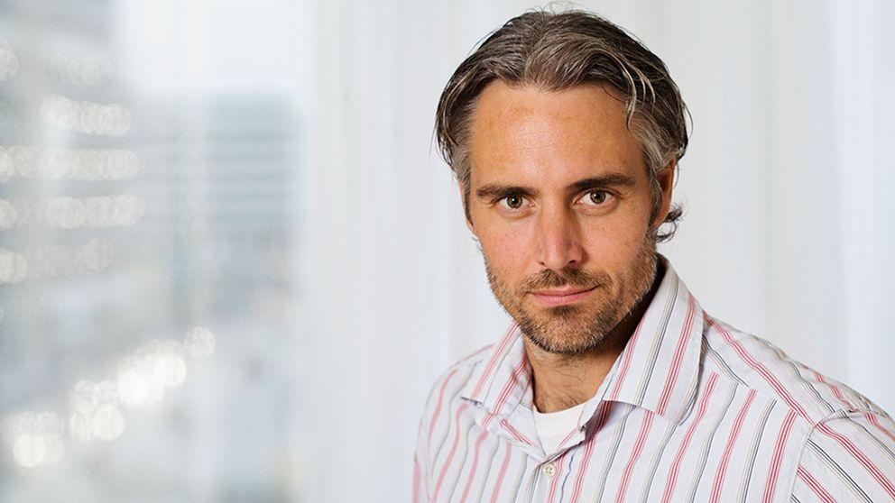 Statsepidemiolog Anders Wallensten på Folkhälsomyndigheten.