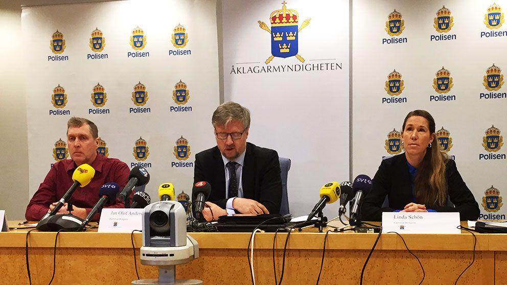 presskonferens polisen kolmården Norrköping