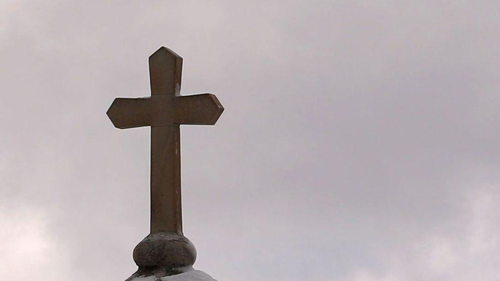 kyrkokors, kyrka, kors