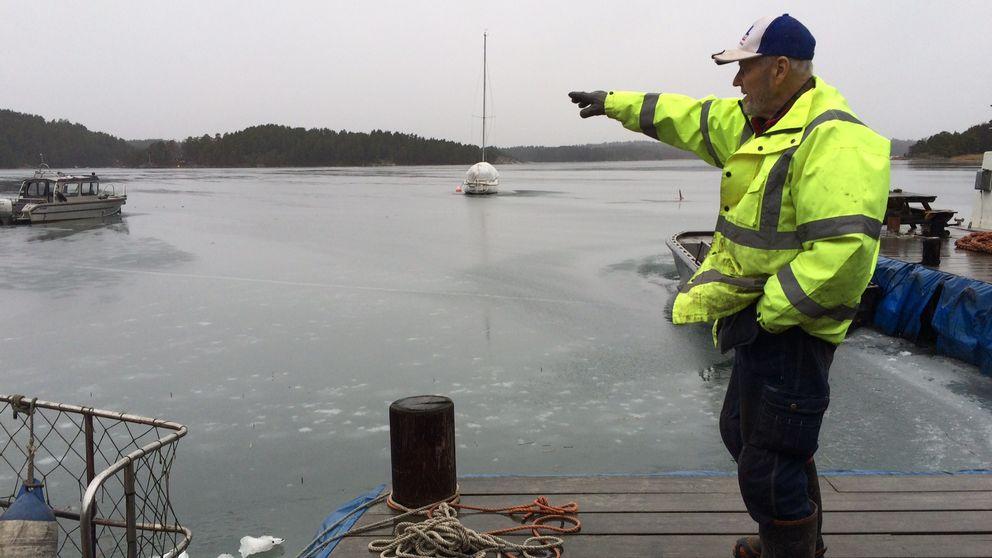 Kalle Erngren Muskö