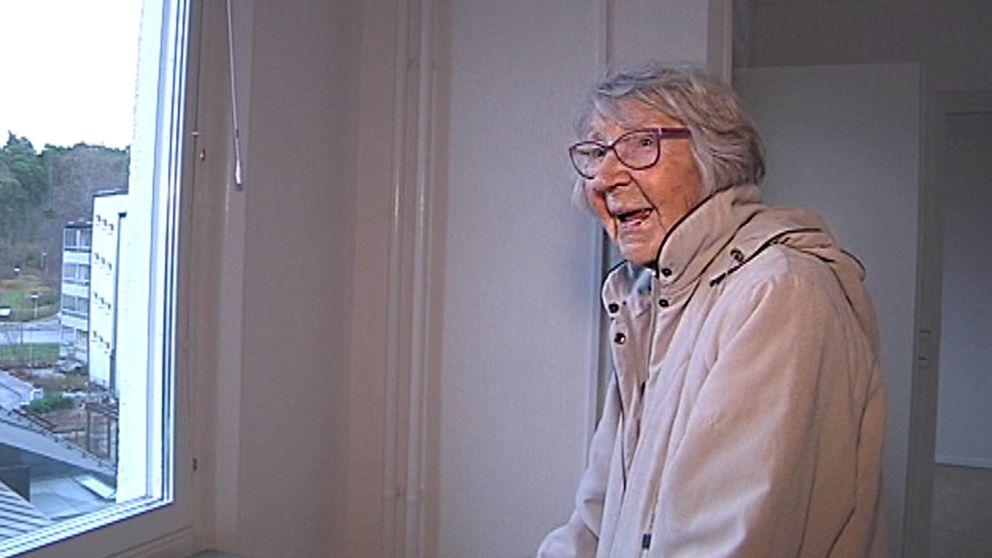 Margit Rundblad, 94, fick sitt länge efterlängtade äldreboende samma dag som hennes barnbarn gick till media och berättade om sin mormors situation.