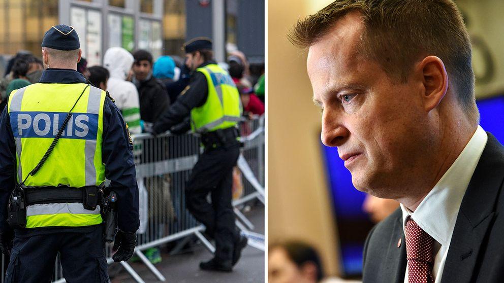 Uppemot 80.000 personer som sökte asyl i Sverige förra året kan komma att utvisas. Det säger inrikesminister Anders Ygeman till SVT Nyheter.
