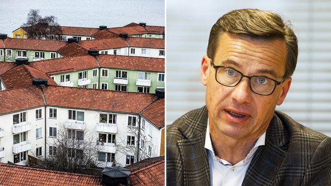 Ulf Kristersson, ekonomisk-politisk talesperson för Moderaterna.
