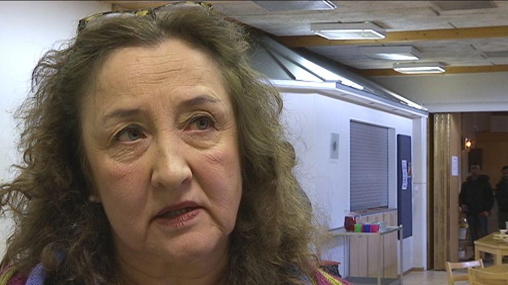 """Maggie Eriksson, anställd på HVB-hemmet: """"Skrämmande att kommunen försöker tysta personal på det här sättet"""""""