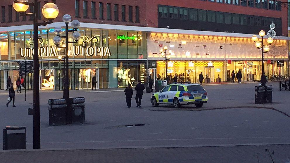 polis umeå