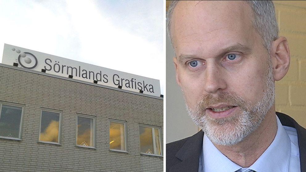 Sörmlands grafiska i Katrineholm