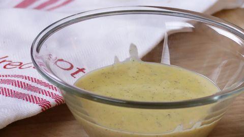 Göra egen vaniljsås