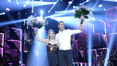 Ace Wilder och Robin bengtsson är i final i Melodifestivalen 2016.