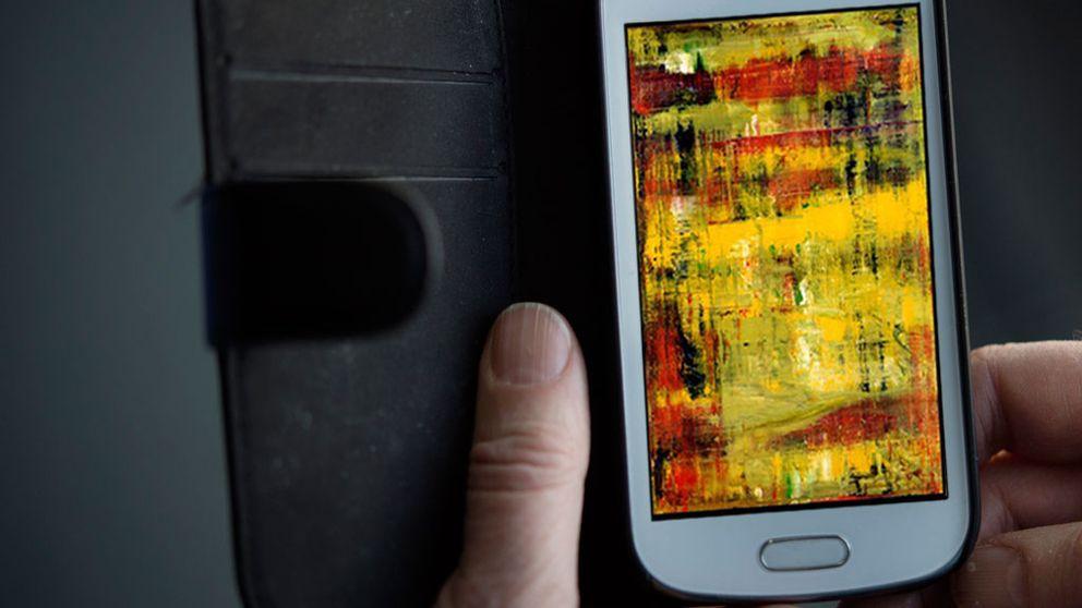 Konst i mobilen
