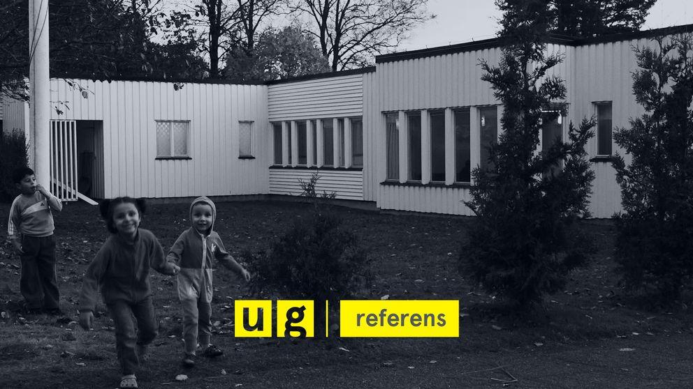 UG-referens.