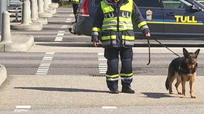 grov putsa narkotika nära Malmö