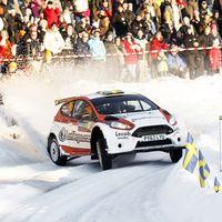 Svenska rallyt