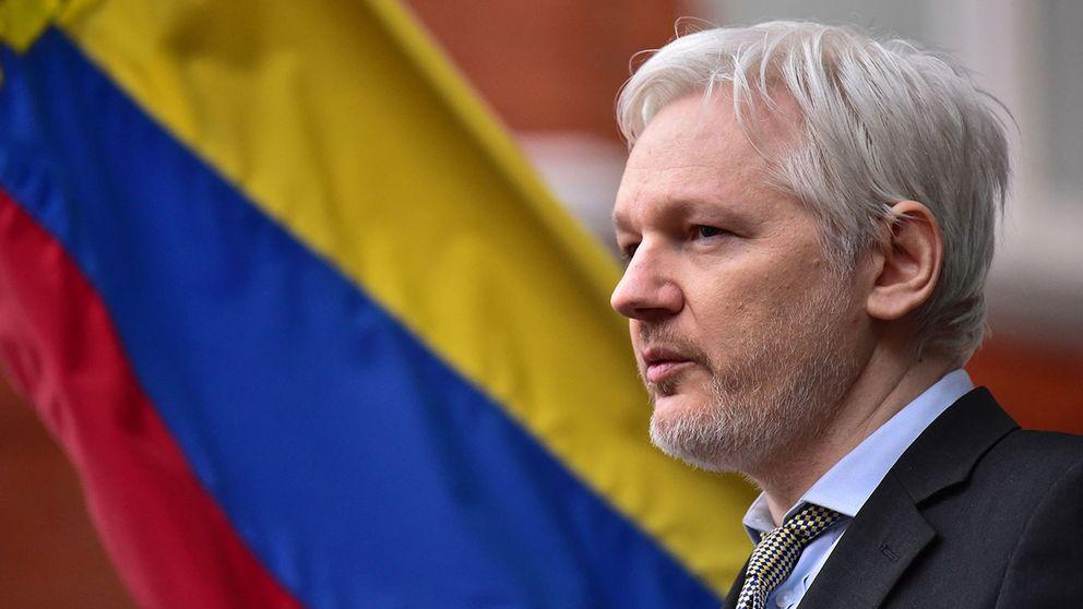 FN-expert kräver att Julian Assange släpps.