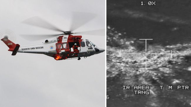 Trots att den nya helikoptern AW 139 skulle vara optimal för svenska, skandinaviska, till och med extrema, arktiska förhållanden lyckades den aldrig komma fram till olycksplatsen i de lappländska fjällen.