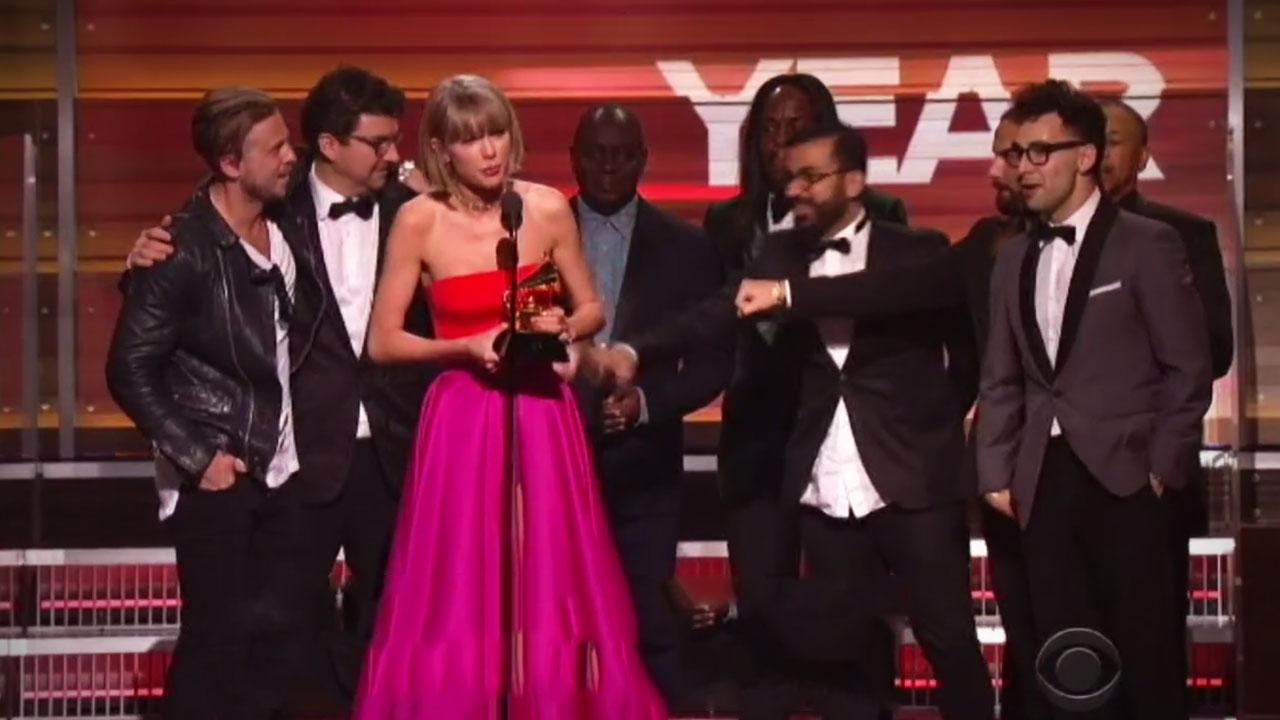Grammy galans vinnare i urval